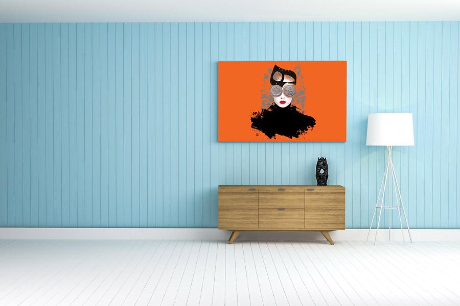 تابلو دیواری از نوع دیجیتال آرت