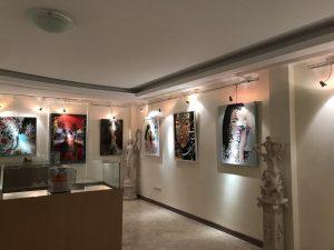نمایشگاه گروه هنرجویان 8