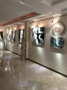نمایشگاه گروه هنرجویان ۴