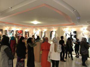نمایشگاه گروه هنرجویان ۱